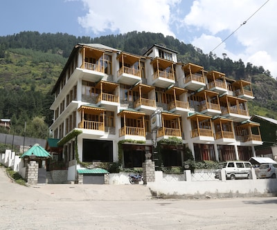 Hotel Evergreen,Manali
